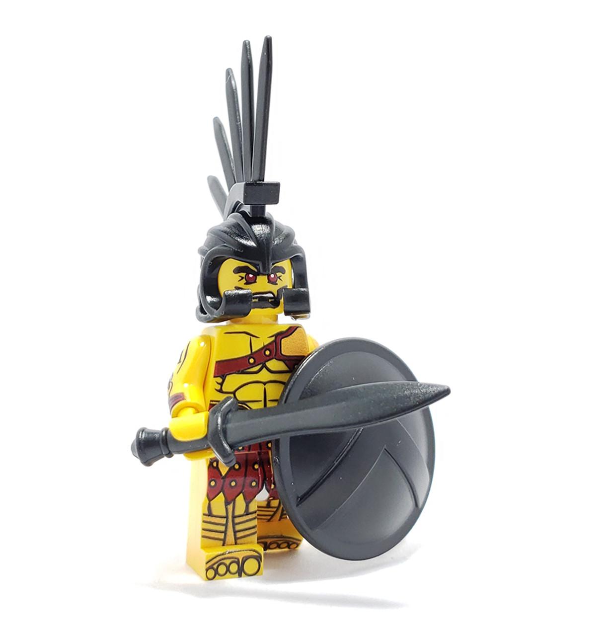 Black Color Lego Custom Samurai General Minifigure Accessory Pack