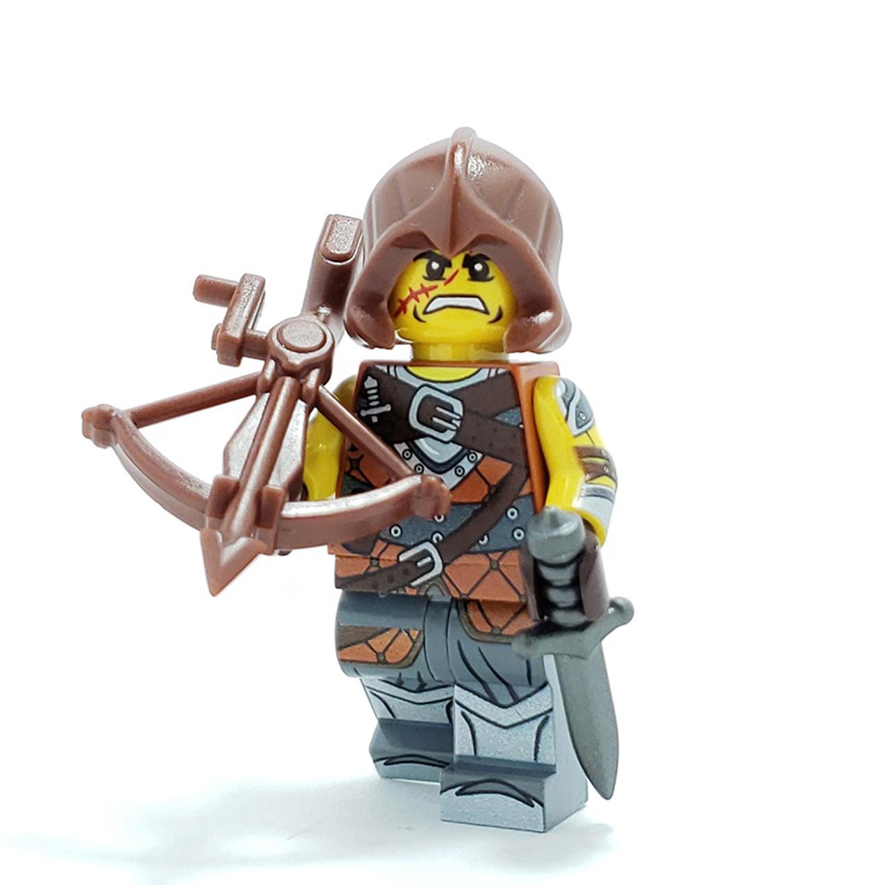 Demon helmet for Lego MInifigures accessories
