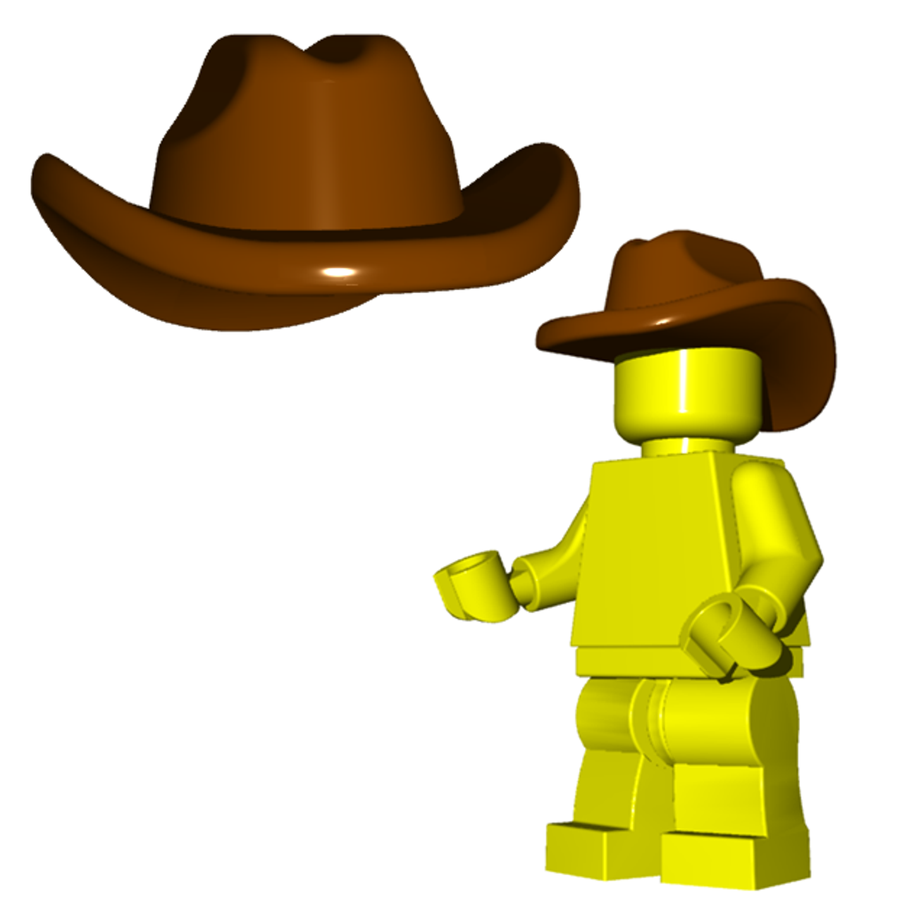 Minifigure Hat Cowboy Hat Cartoon drawing cowboy, cowboy, miscellaneous, hat, cowboy png. cowboy hat