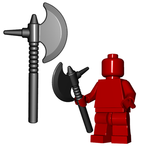 Minifigure Weapon - Gladiator Axe