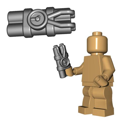 Minifigure Explosive - Time Bomb