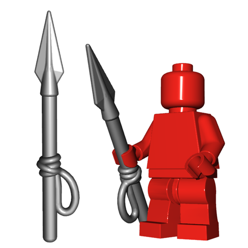 Minifigure Weapon - Loop Javelin