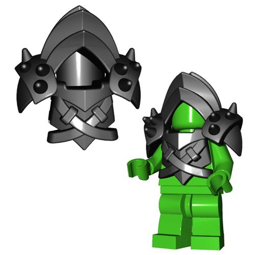 Minifigure Armor - Brute Armor