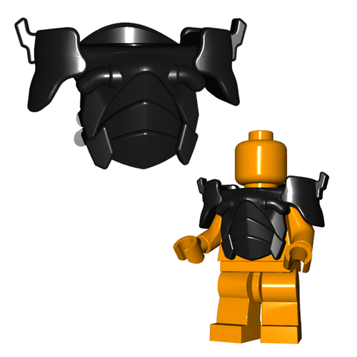 Minifigure Armor - Android Armor