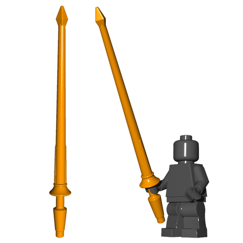 Minifigure Weapon - Lance