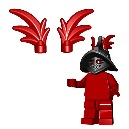 Minifigure Plumes - Thraex Plumes (Pair)