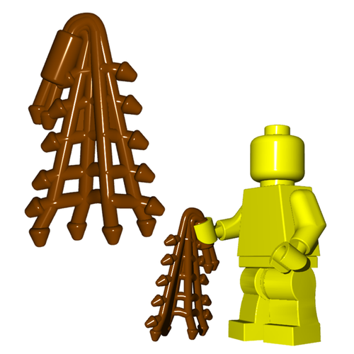 Minifigure Weapon - Retiarius Net