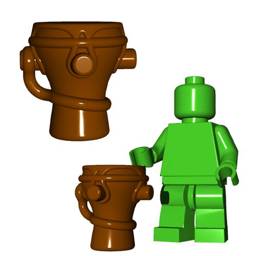 Minifigure Instrument - Tribal Drum
