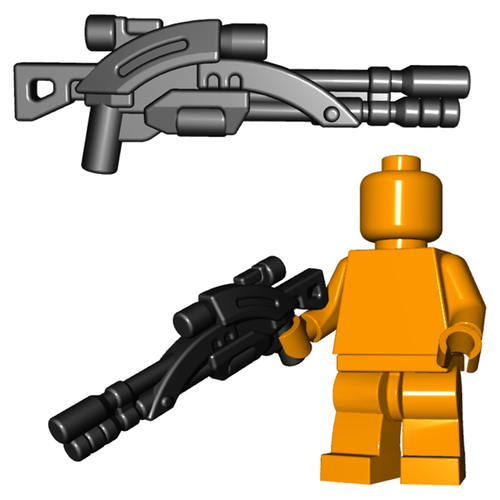 Minifigure Gun - Deadly Cricket