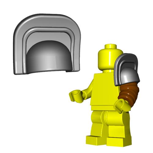 Minifigure Armor - Retiarius Galerus