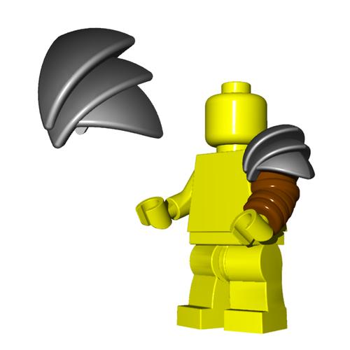 Minifigure Armor - Scaled Galerus