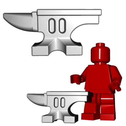 Minifigure Accessory - Anvil