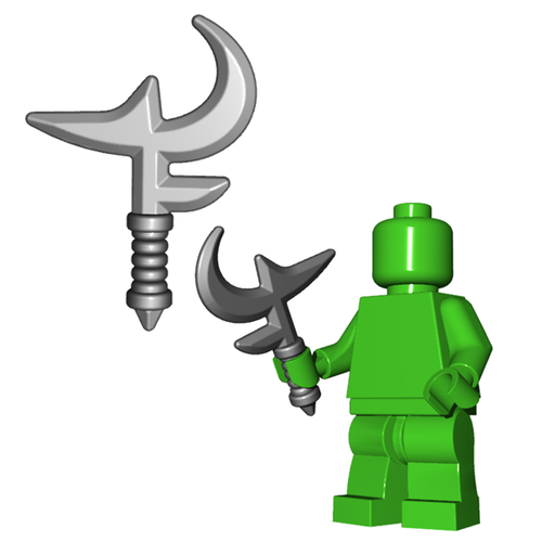Minifigure Weapon - Hunga Munga