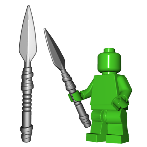 Minifigure Weapon - Iklwa