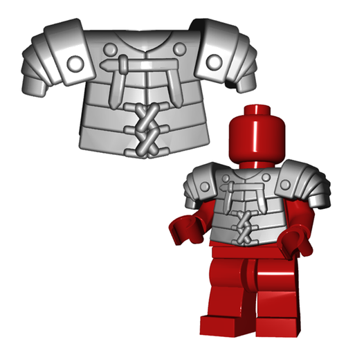Minifigure Armor - Lorica Segmentata