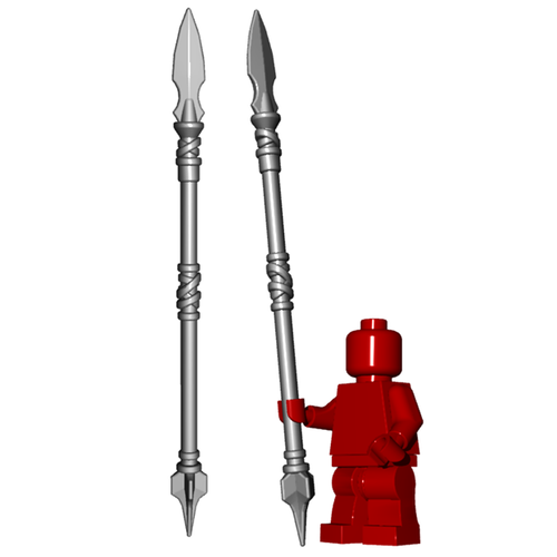 Minifigure Weapon - Sarissa Spear