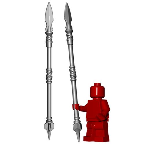 Minifigure Weapon - Sarissa Spear
