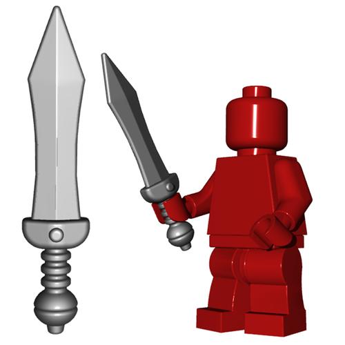 Minifigure Weapon - Gladius