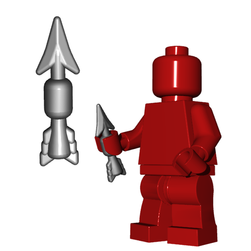 Minifigure Weapon - Plumbata