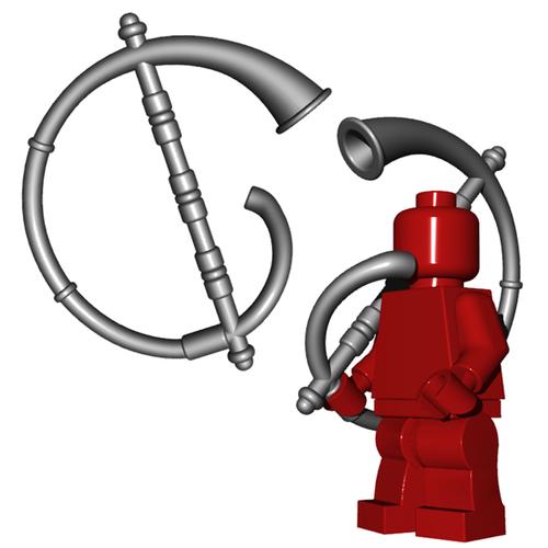 Minifigure Instrument - Cornu