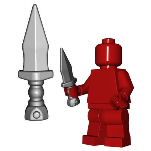 Minifigure Weapon - Pugio