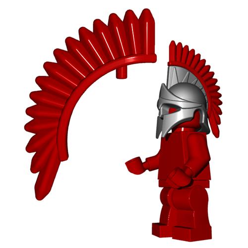 Minifigure Plume - Spartan Plume