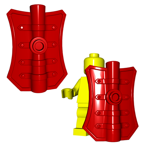 Minifigure Shield - Pavise Shield