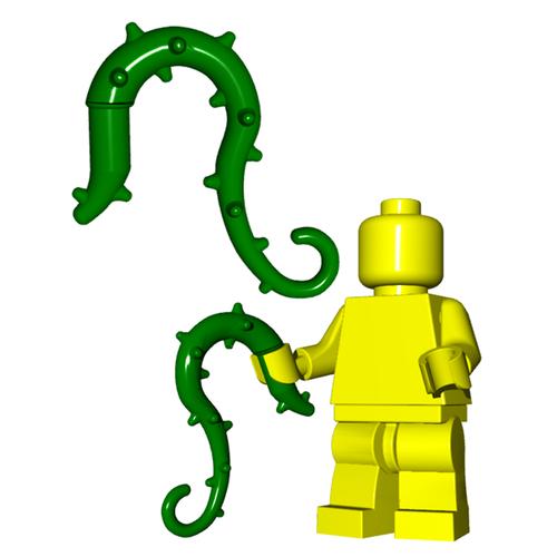 Minifigure Weapon - Vine Whip