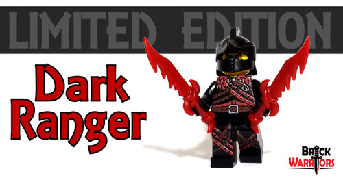 Custom LEGO® Minifigure - Dark Ranger