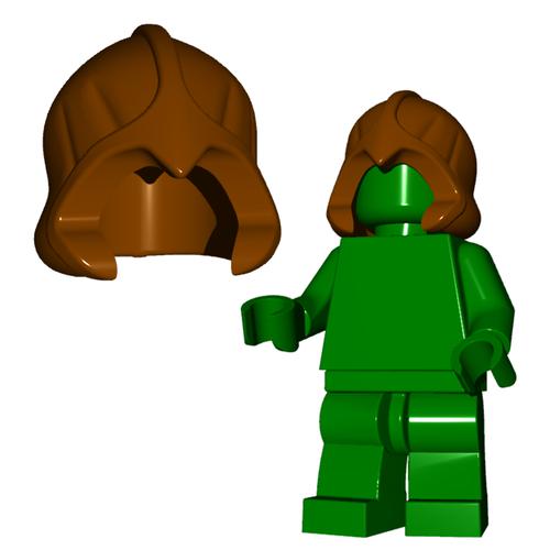 Minifigure Hat - Rogue Hood