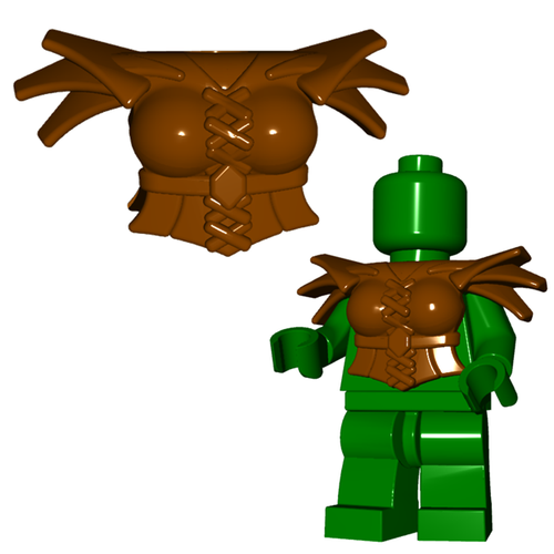 Minifigure Armor - Harpy Armor