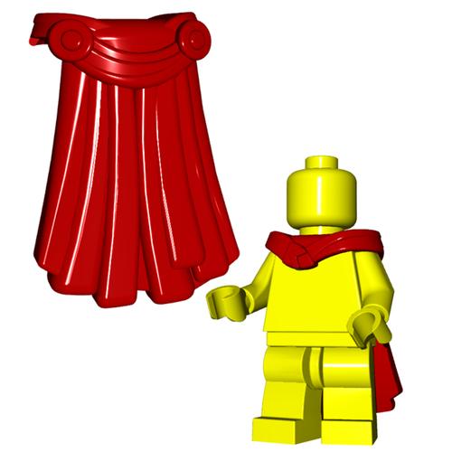 Minifigure Cape - Spartan Cape