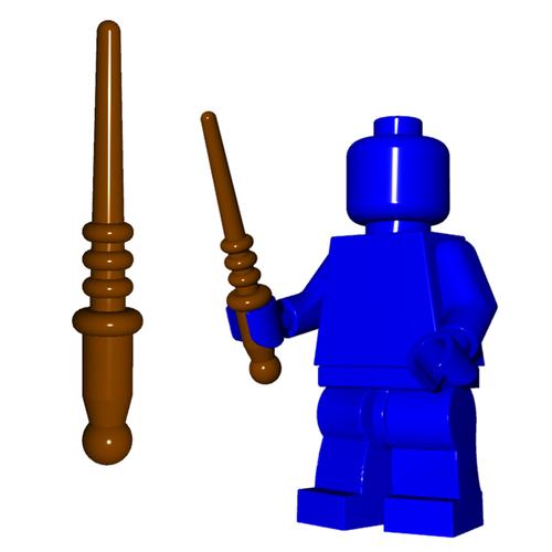 Minifigure Weapon - Magic Wand