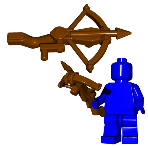 Minifigure Weapon - Crossbow