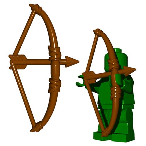 Minifigure Weapon - English Longbow