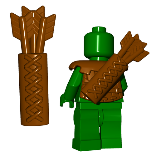 Minifigure Accessory - Quiver