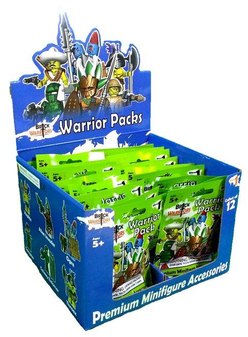 Warrior Pack Wave 1 Case Open