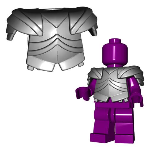 Minifigure Armor - Plate Armor
