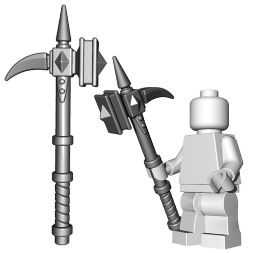 Minifigure Weapon - War Hammer