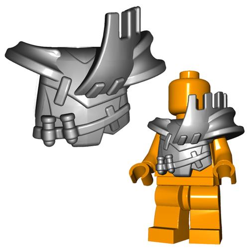 Minifigure Armor - Orc Armor