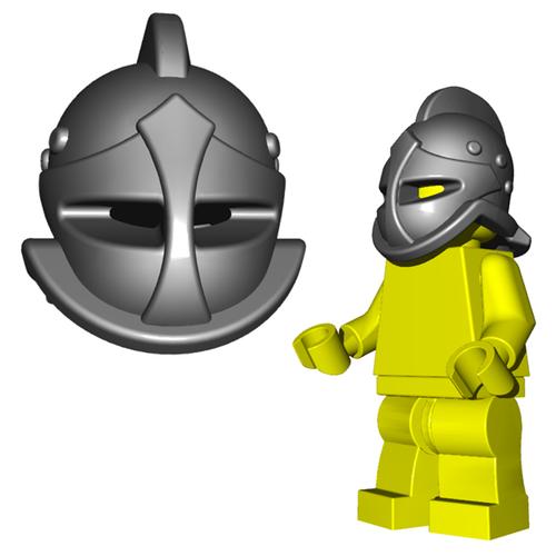 Minifigure Helmet - Secutor Helmet