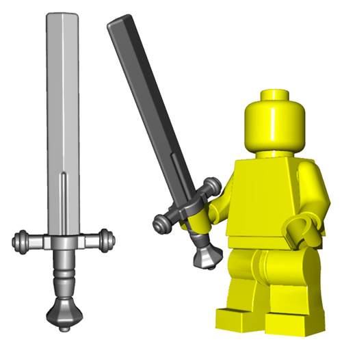 Minifigure Weapon - Executioner Sword
