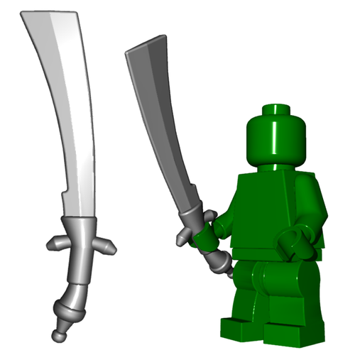 Minifigure Sword - Parang Pandit
