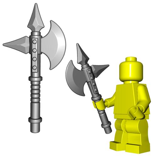 Minifigure Weapon - Battle Axe