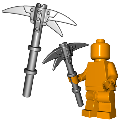 Minifigure Weapon - Orc Pickaxe