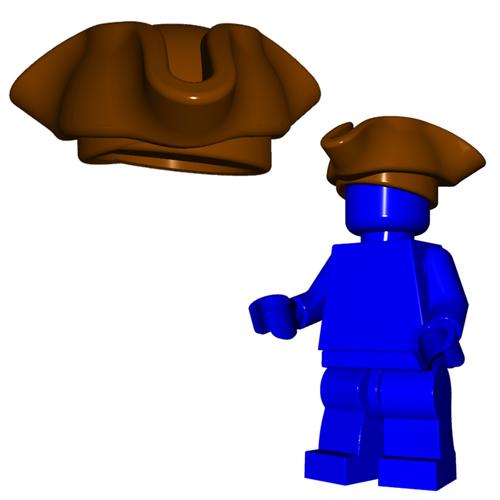 Minifigure Hat - Tricorn