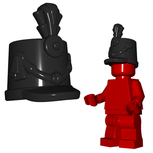 Minifigure Hat - British Shako