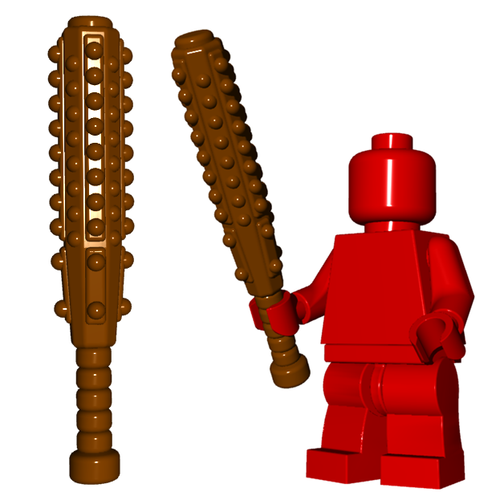 Minifigure Weapon - Kanabo