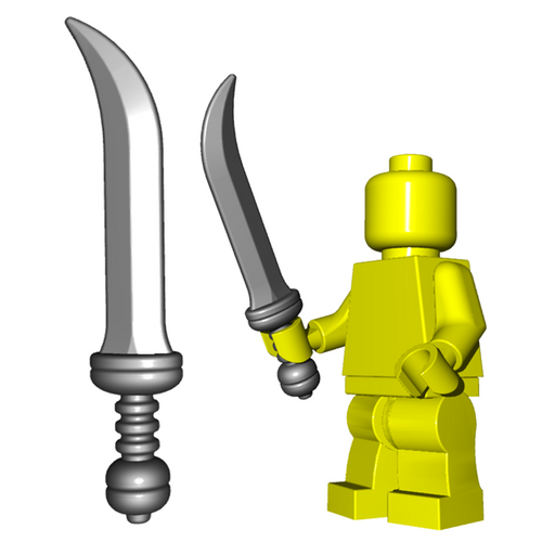 Minifigure Weapon - Rebel Sica