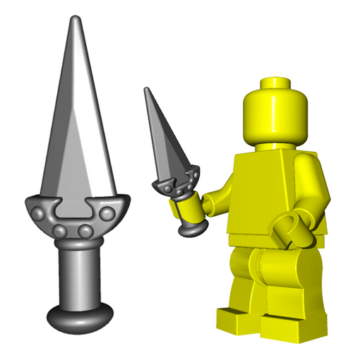 Minifigure Weapon - Rebel Dagger